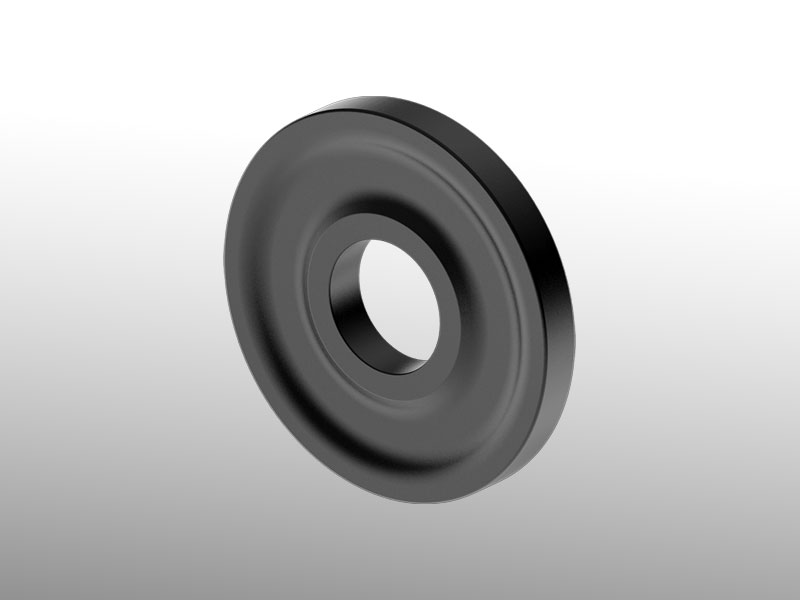 Spacer for rollers for chain return - Part.520
